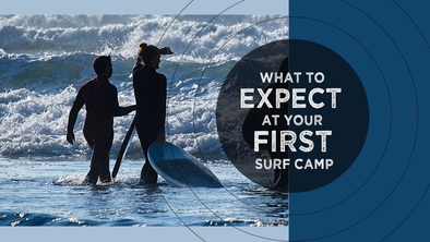 What to Expect at Your First Surf Camp