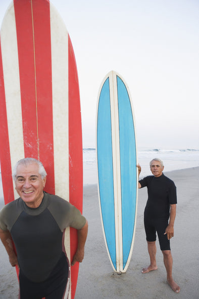 Is Surfing For Seniors? We Say Yes!