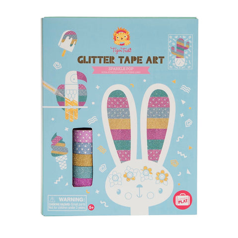 Glitter Tape Art - Sparkle Pop - Little Me Little You