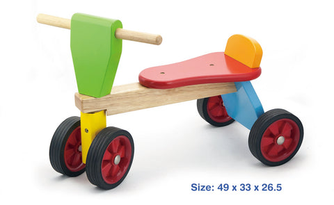 Viga Tiny Trike Ride On - Little Me Little You