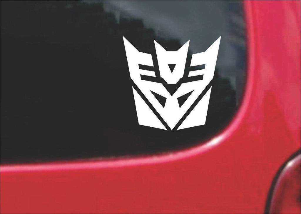 Decepticons Sticker Decal 20 Colors To Choose From.