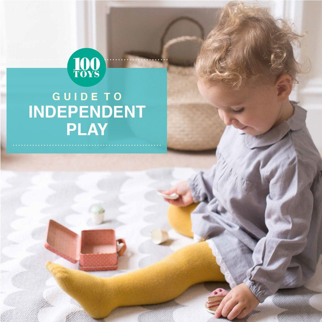 The 100 Toys Guide to Independent Play