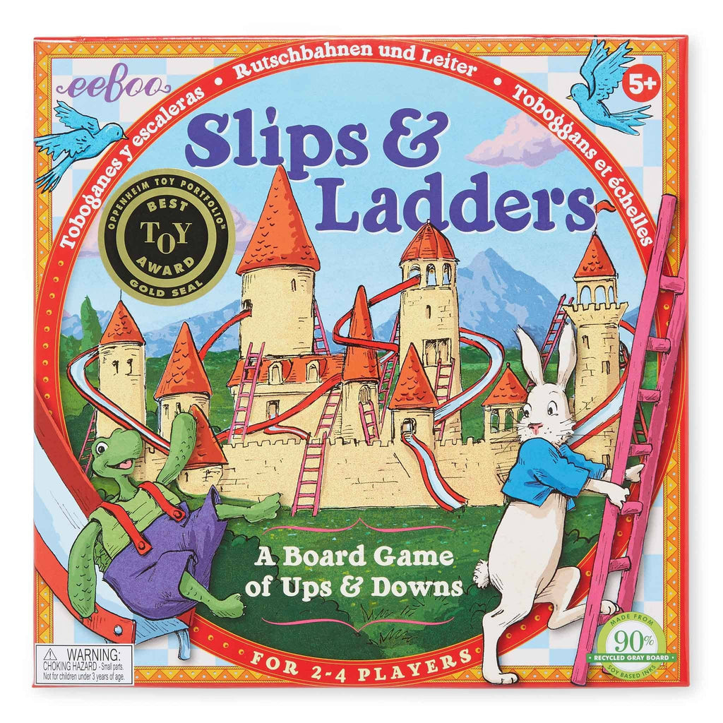 eeBoo Slips and Ladders