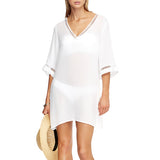 Jets Kaftan J60508 | SHEEN UNCOVERED, White