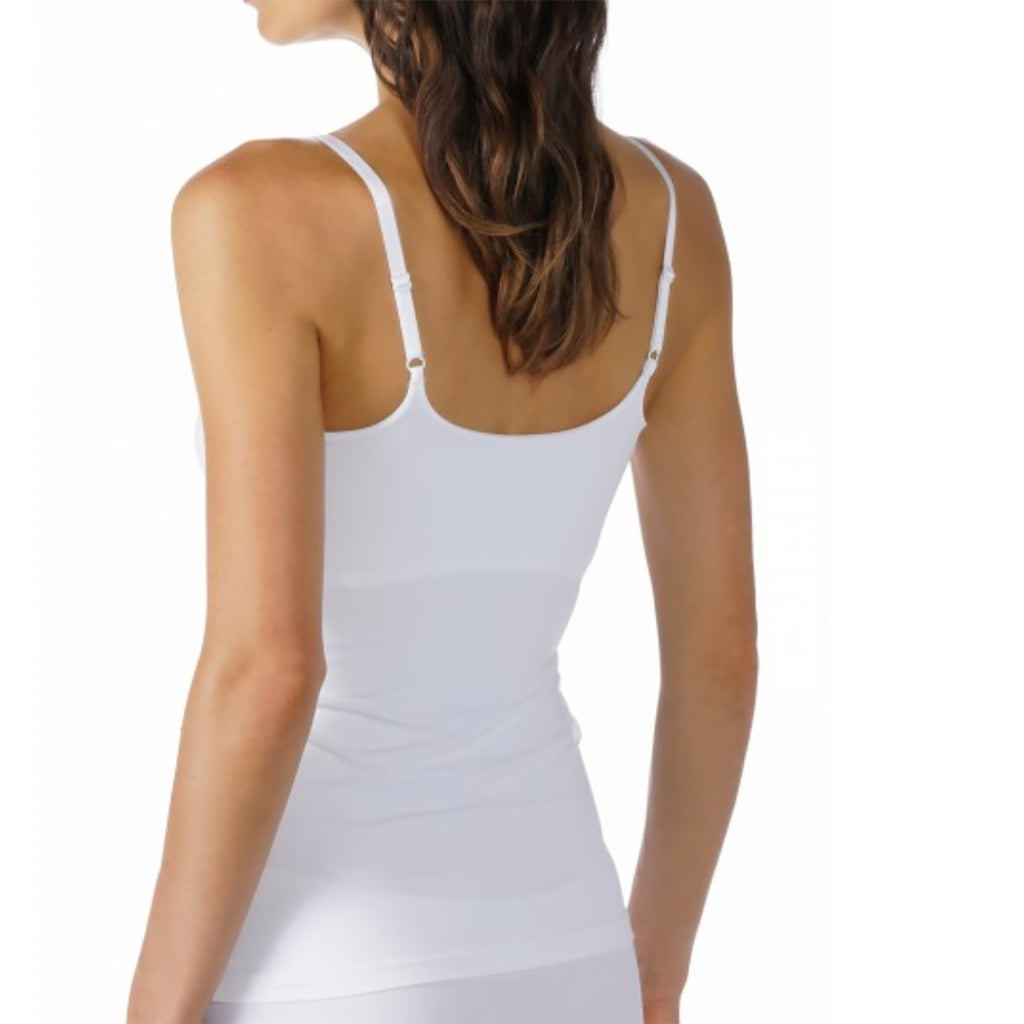 Soft Shape Moulded Top, white