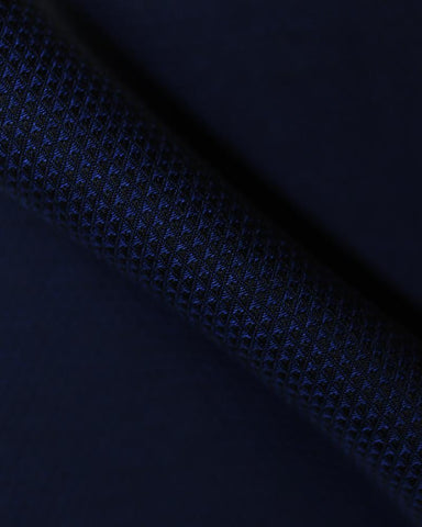 Pure Egyptian Cotton Navy Blue Shirt F.17.0749