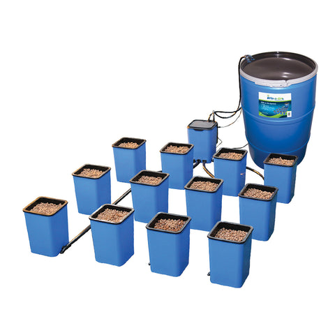 Flo-n-Gro® Ebb & Flow System - 4 gal 12 Sites