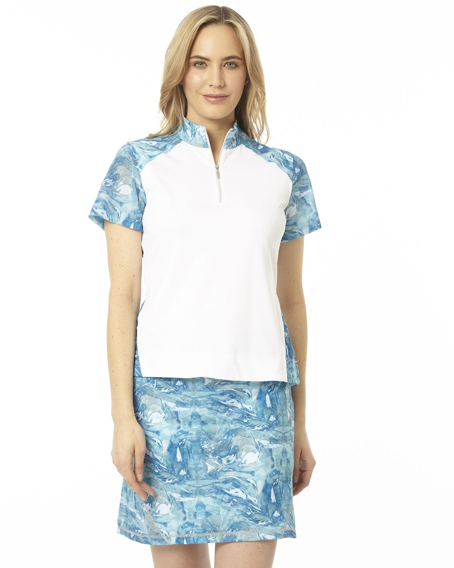INTENT WOMEN'S SS POLO