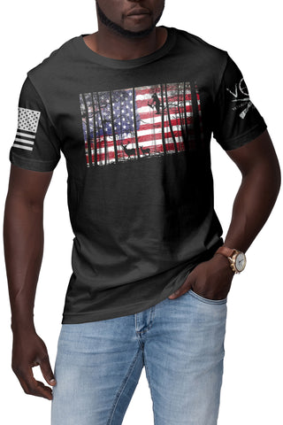 American Hunter - Mens T-Shirt