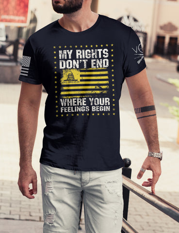 Your Rights - Mens T-Shirt