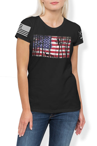 American Hunter - Women's T-Shirt