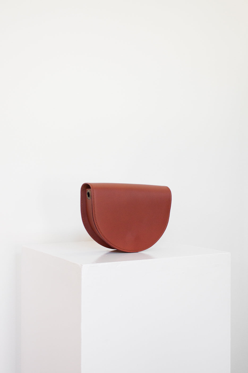 Vere Verto Leather Goods | Luna Brown | Hazel & Rose