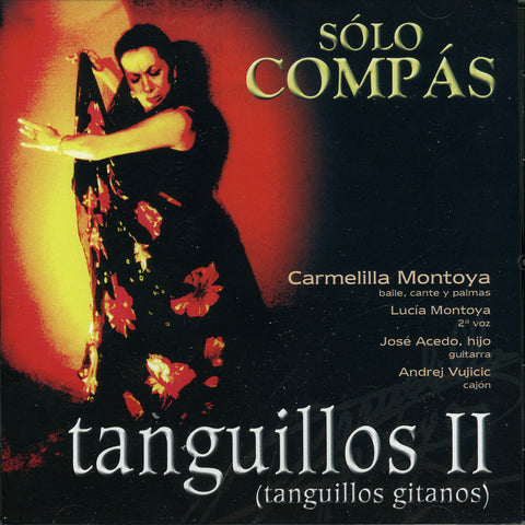 Image of Solo Compas, Tanguillos II, CD