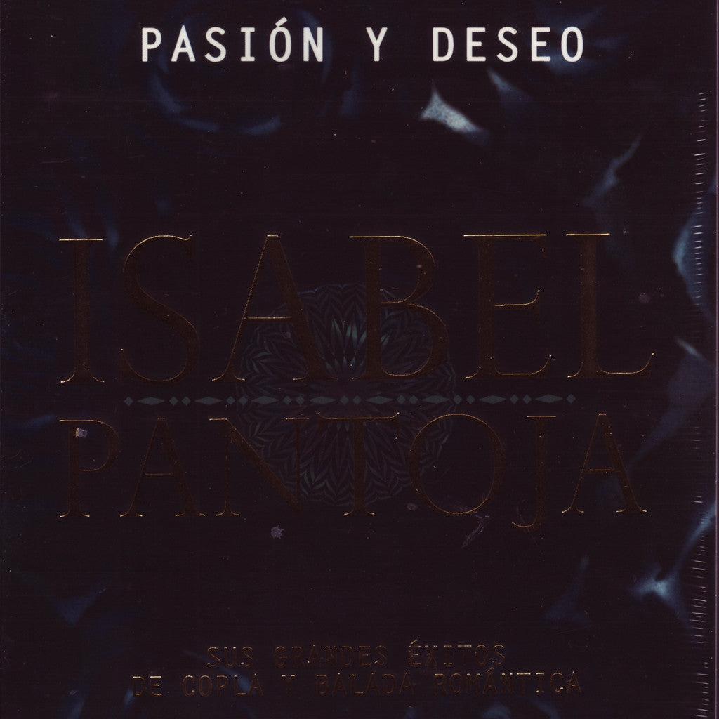 Image of Isabel Pantoja, Pasion y Deseo, 2 CDs & DVD-PAL