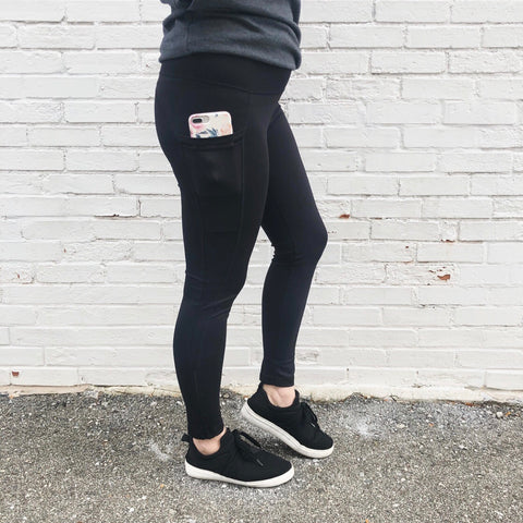 Mesh Pocket Leggings
