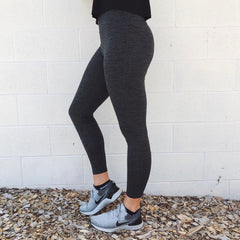Basic Gray Leggings