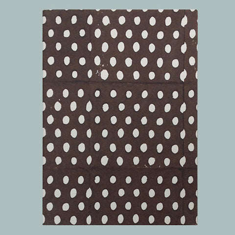 Brown Closed Seed notebook