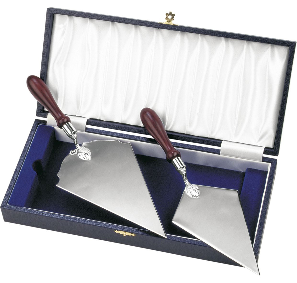 Silver Plated Trowels - Bracknell Engraving & Trophy Services