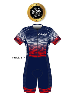 SPECIAL EDITION USA IRONMAN PRO ELITE SUIT