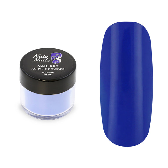Marine Blue Acrylic Powder