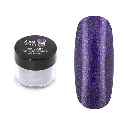 Indi-go-Girl Acrylic Powder