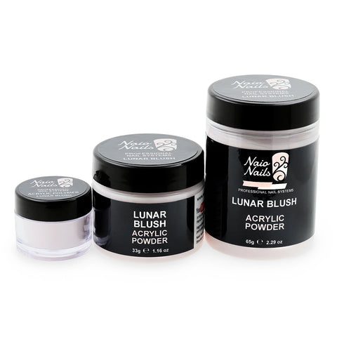 Lunar Blush Acrylic Powder 195g