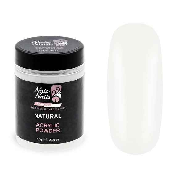 Natural Acrylic Powder 65g