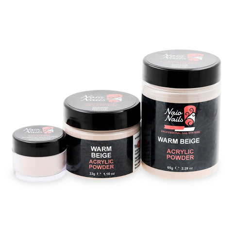 Warm Beige Cover Pink Acrylic Powder 130g