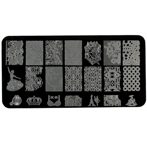 Stamping Plate - BC-05