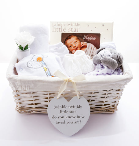 Twinkle Twinkle 'It's A Surprise' Baby Hamper *15% OFF*