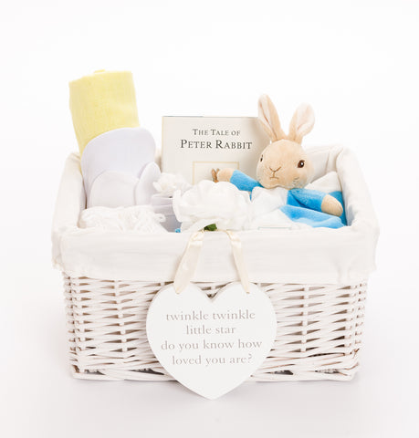 Peter Rabbit Baby Hamper - Neutral