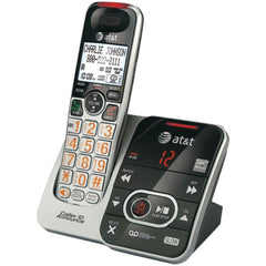 New Arrival ATT ATCRL32102 DECT 6.0 Big-Button Cordless Phone System with Digital Answering System & Caller ID