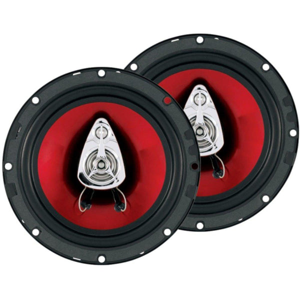 BOSS AUDIO CH6530 Chaos Series Speakers (6.5, 300 Watts)