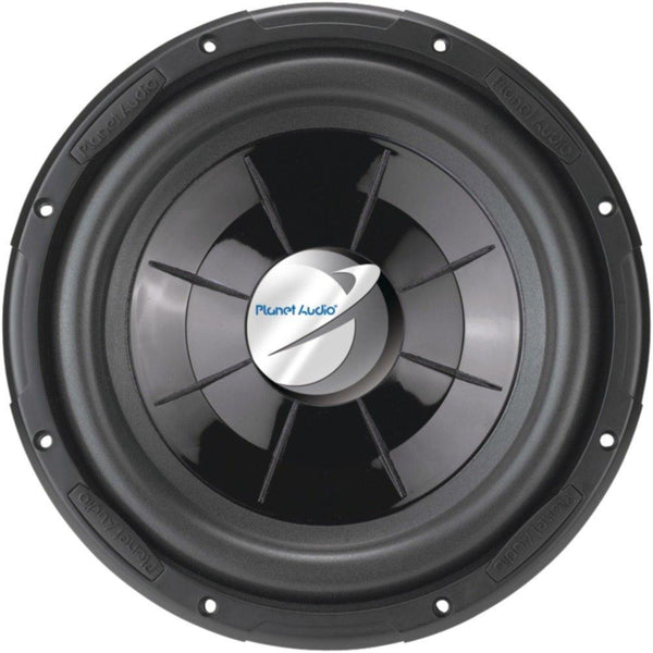PLANET AUDIO PX12 Single Voice-Coil Flat Subwoofer (12, 1,000 Watts)