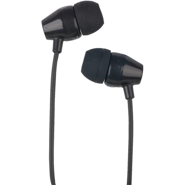 RCA HP159BK Stereo Earbuds (Black)