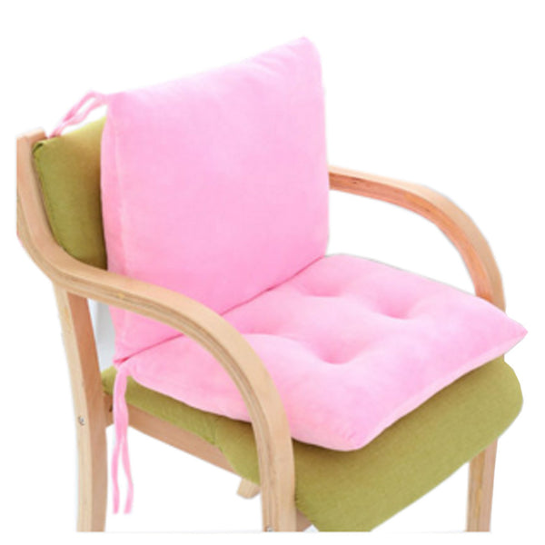 Multifunctional Thick Cushion For Office Chair (Pink)