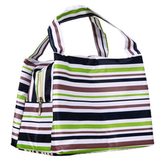 New Durable Reusable Lunch Box Holder Tote Bag for Adult - Green