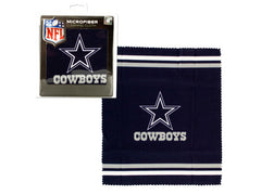 Dallas Cowboys Microfiber Eyeglass Cleaning Cloth: Case of 24