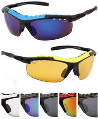 Sports Sunglasses with Foam Padding Case Pack 24