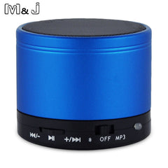 M&J S10 Portable Subwoofer Wireless Bluetooth Speaker Car Handsfree Receive Call Music Suction Phone Mic For iPhone Samsung PC