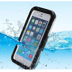 Waterproof Cell Phone Cases Coque for Iphone 5 5s SE 6 6S 7 Plus I Phone Water Proof Case Fundas Carcasas Capinha De Capas