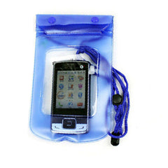 overmal New Clear Waterproof Pouch Bag TPU Dry Case Cover For Cell Phone Camera Protect your phone from water