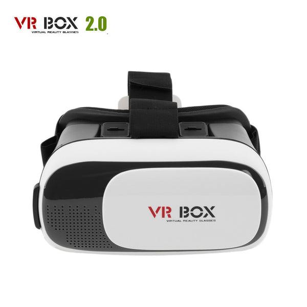 New Super VR Box 2.0 Oculus Rift Glasses Gafas VR Headset Virtual Reality Amazing Goggles Immersive Google Glass Cardboard Anaglyph Hot Sale