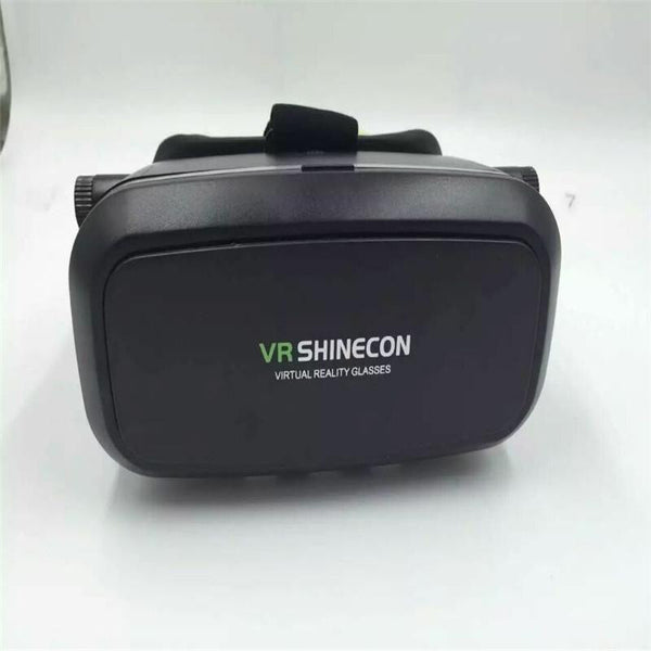 New Fashion VR Shinecon Virtual Reality 3D Video Glasses for Movie Game VR Headset Helmet For Iphone/Samsung 4.7''-6.0'' Smartphones Hot Sale