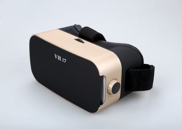 2017 Amazing Virtual Reality 3D Glasses VR i7 SD/HD Version Google Cardboard 2.0 VR Headset Gafas For 3.5 ~ 6 Smartphone Free Shipping