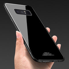 Tempered Glass 6.4For Samsung Galaxy NOTE 8 Case For Samsung Galaxy NOTE 8 NOTE8 Cell Phone Back Cover Case