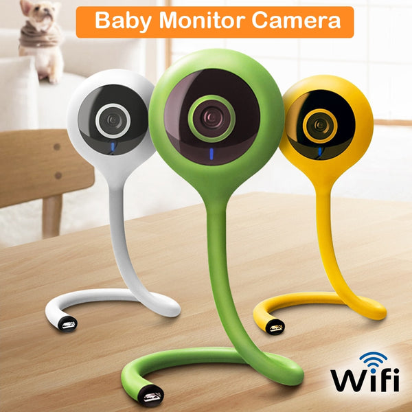 Video Baby Monitor with Camera Wireless Baby Cry Alarm Temperature Monitoring Motion Detection Nanny Digital Baby phone Camera