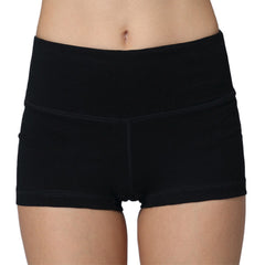 New Design Lulu Yogaes Shorts Scanties Beech Clothing Pant for Women Black - Size 4, 6, 8, 10, 12
