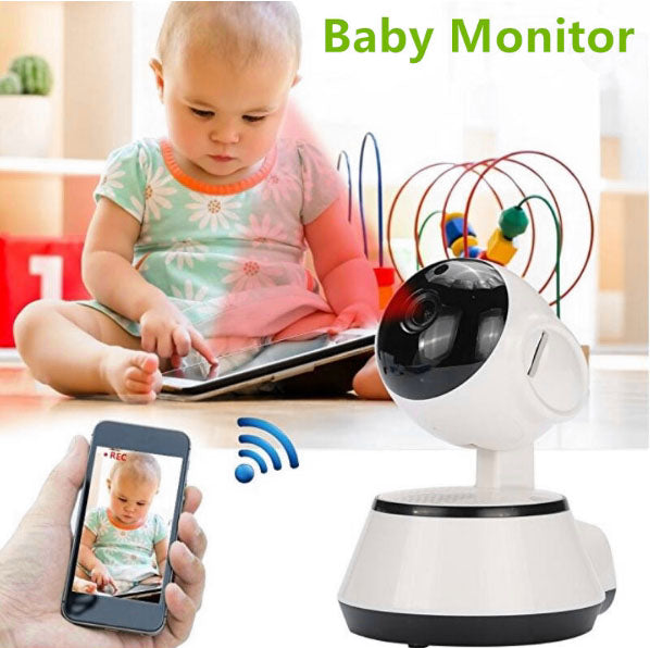 Baby Monitor IP Camera Radio Video Nanny Electronic Baba Wireless Wifi Home Security Camera Videcam Webcam 720PHD Network
