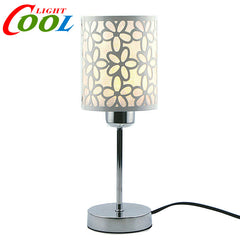 Modern Fashion flower-carved Table Lamp Bedside Lamp,Bedroom Lamp,Free shipping and give a LED Bulb as a present!